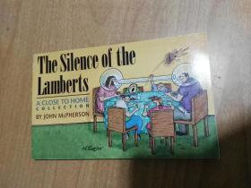The Silence of the Lamberts : A Close to Home Collection (32开本横开本 英文版漫画本)