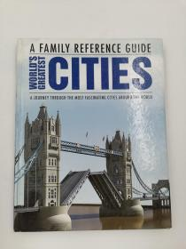 World's Greatest Cities (Family Reference Guide)