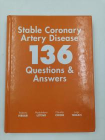 stable coronary artery disease 136 questions & answers