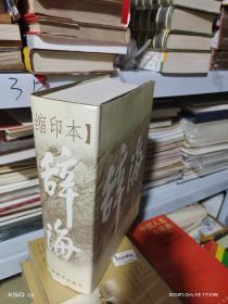08    辭海(1999年版縮印本)精裝16開 特厚冊