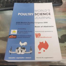 WORLDS POULTRY SCIENCE JOURNAL