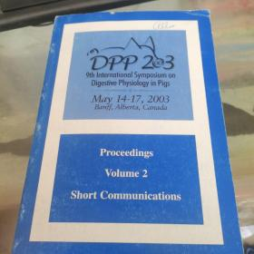 PROCEEDINGS VOLUME 2 SHORT COMMUNICATIONS
