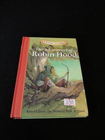 Classic Starts: The Adventures of Robin Hood《罗宾汉历险记》9781402712579