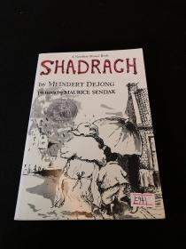 小兔沙德拉 Shadrach (Harper Trophy Books) (Paperback)