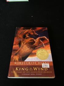 King of the Wind: The Story of the Godolphin Arabian  千里马:戈多芬·阿拉比亚的故事
