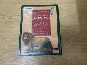 A Book of Narnia :The Lion,the Witch and the Others  劉易斯《獅子,女巫和其他》,Pauline Baynes插圖版,作家,學者,納尼亞傳奇 作者。16開精裝