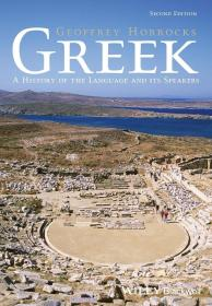 预订 Greek: A History of the Language and Its Speakers    英文原版