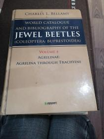 WORLD CATALOGUE AND BIBLIOGRAPHY OF THE JEWEL  BEETLES