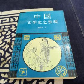 中國文學史之宏觀