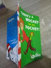 There's a Wocket in My Pocket (Dr Seuss Blue Back Book)[一只毛怪在我的口袋(苏斯博士蓝背书)]