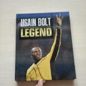 USAIN BOLT•LEGEND(扉页有签字)