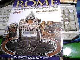 ROME FROM ITS ORIGINS TO THE PRESENT TIME and the vatican罗马从它的起源到现在和梵蒂冈