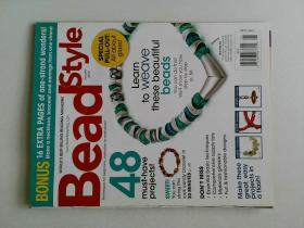 BEAD STYLE MAGAZINE 2010/01 串珠饰品杂志 WORLD'S BEST-SELLING BEADING MAGASINE
