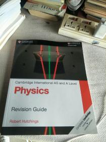 Cambridge International AS and A Level Physics Revision Guide 剑桥国际AS和A级物理修订指南