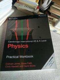 Cambridge International AS and A Level Physics Practical Workbook 剑桥国际AS和A级物理修订指南