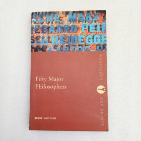 Fifty Major Philosophers
