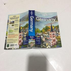 Germany 8  德国旅游指南(第8版) 英文原版 Lonely Planet Germany Lonely