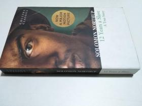 Solomon Northup 12 Years a Salve A True Story 所罗门诺瑟普 为奴十二年一个真实的故事 Solomon Northup 英文原版