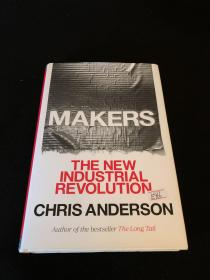 Makers:The New Industrial Revolution