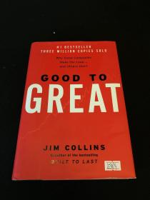 Good to Great:Why Some Companies Make the Leap... and Others Don't