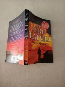 外文  The Fire Eaters   书名见图