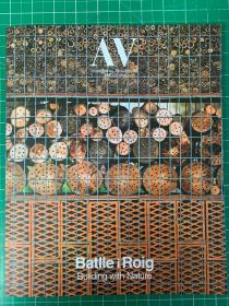 AV Monographs 207: Battle I Roig, Building With Nature