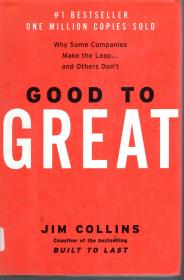 JIM COLLINS GOOD TO GREA