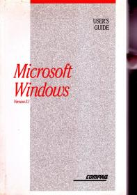 Microsoft Windows Version3.1