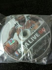 NBALIVE08 PlayStation2(游戏光盘)