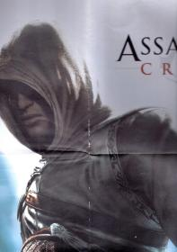 ASSASSIN'S CREED.海报