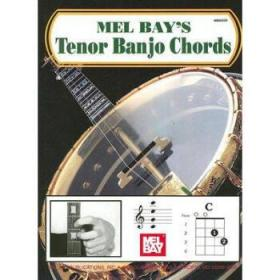 【进口原版】Mel Bay's Tenor Banjo Chords