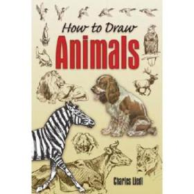 【进口原版】How to Draw Animals
