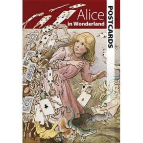 【进口原版】Alice in Wonderland Postcards