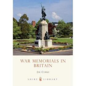【进口原版】War Memorials in Britain