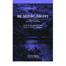 【进口原版】Be music, night: Vocal score