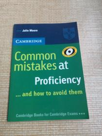 CommonMistakesatProficiency...andHowtoAvoidThem