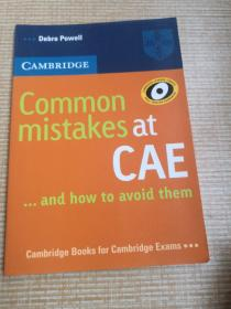 CommonMistakesatCae...andHowtoAvoidThem