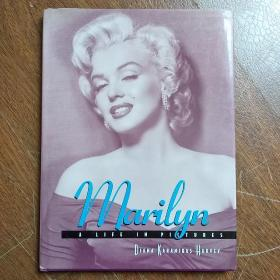 《MARILYN--A LIFE IN PICTURES》 性感女神玛丽莲梦露