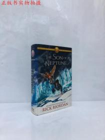 The Heroes of Olympus, Book Two: The Son of Neptune 英文原版青少年小说