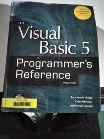 THE VISUAL BASIC 5 Programmer's Reference