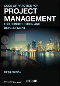 预订 Code of Practice for Project Management for Construction and Development   英文原版