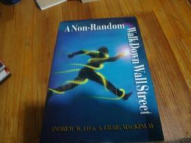 A Non-Random Walk Down Wall Street <<外文精装本>>品好