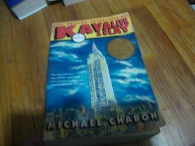 MICHAEL CHABON THE AMAZING ADVENTURES OF KAVALIER & CLAY <<原版外文书>>品好
