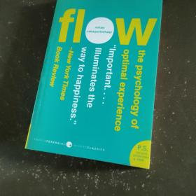 心流 当下的幸福 Flow: The Psychology of Optimal Experience ?