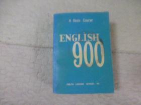 ENGLISH 900`BOOKS 1-6