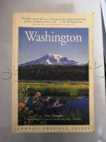 Compass American Guides : Washington