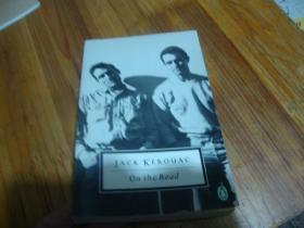 杰克·凯鲁亚克:在路上 On the Road by Jack Kerouac (Penguin 1991年版) <<原版外文书>>品好