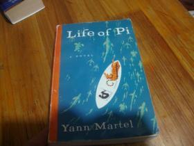 YANN MARTEL Life of Pi  A NOVEL