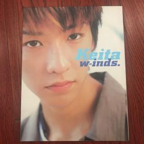 w‐inds.Keita 1st personal photobook