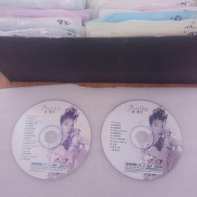 2ⅤCD:梅艷芳專輯。裸碟